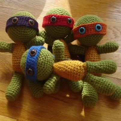 Amigurumi For Beginners : Amigurumi Free Patterns For Beginners submited images ...