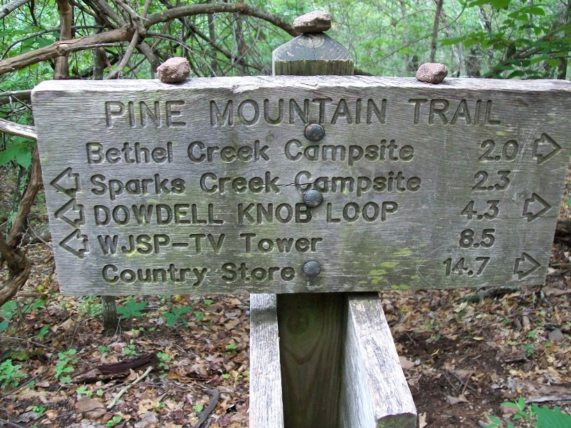 Pine Mountain Trail