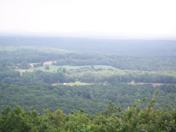 View from Dowdell's Knob