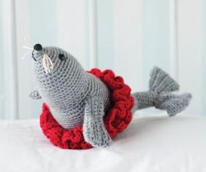 Crochet Amigurumi Seal : 301 Moved Permanently