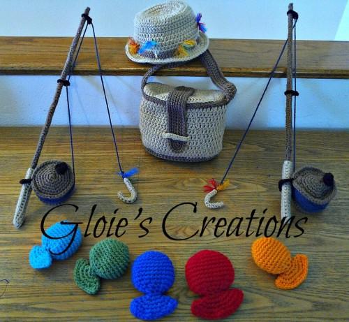 crochet-fishing-pole-bag-fish-set