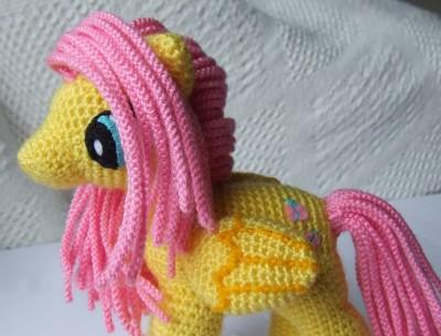 Fantasy Friday Free My Little Pony Pattern Crochet Cricket