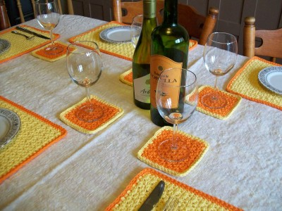 crochet-sunrise-placemat-set (10)