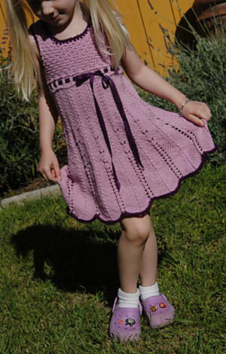 Top 5 Crochet Dresses You Can Make For Easter Crochet ...