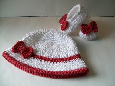Weekly Update: Baby Set & Creeper Beanie Crochet Cricket