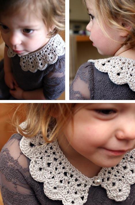 crochet peter pan collar