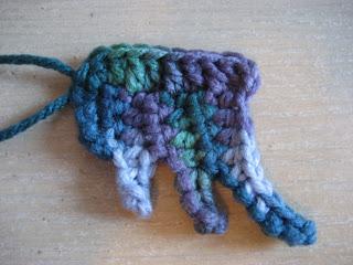 crochet wing tutorial