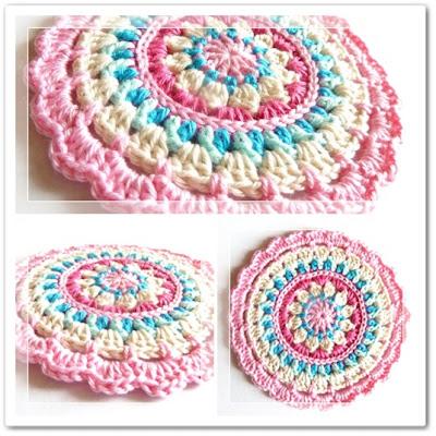 crochet potholder free pattern