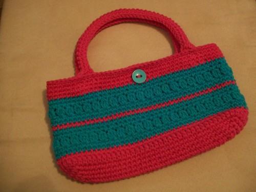 crochet purse bag handbag crochet cricket