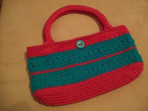 crochet purse bag handbag crochet cricket